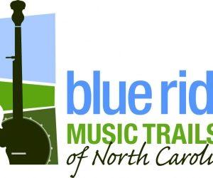 Official Logo, Blue Ridge Music Trails