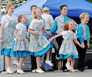 Cole Mountain Cloggers; Credit John Coutlakis