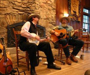 Music at John C. Cambell Folk School
