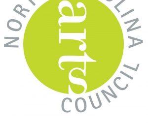 Official Logo, NC Arts Council