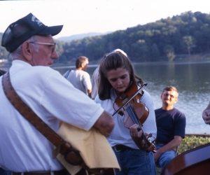 Smoky Mountain Folk Festival; Credit NC Arts Council/Cedric N. Chatterley