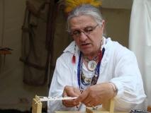 CherokeeIndianFair-bead-loom