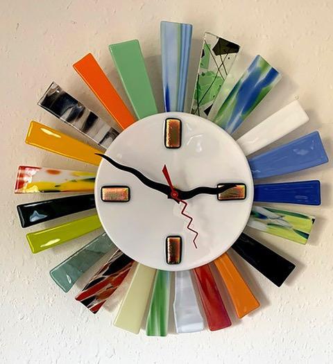 GlassbyGayle-clock