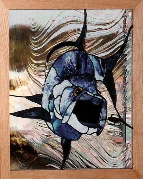 GlassbyGayle-stained-glass-fish