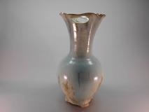 Latos-Teal-Vase