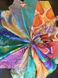 Lisa-Drum-Silk-scarf-collage