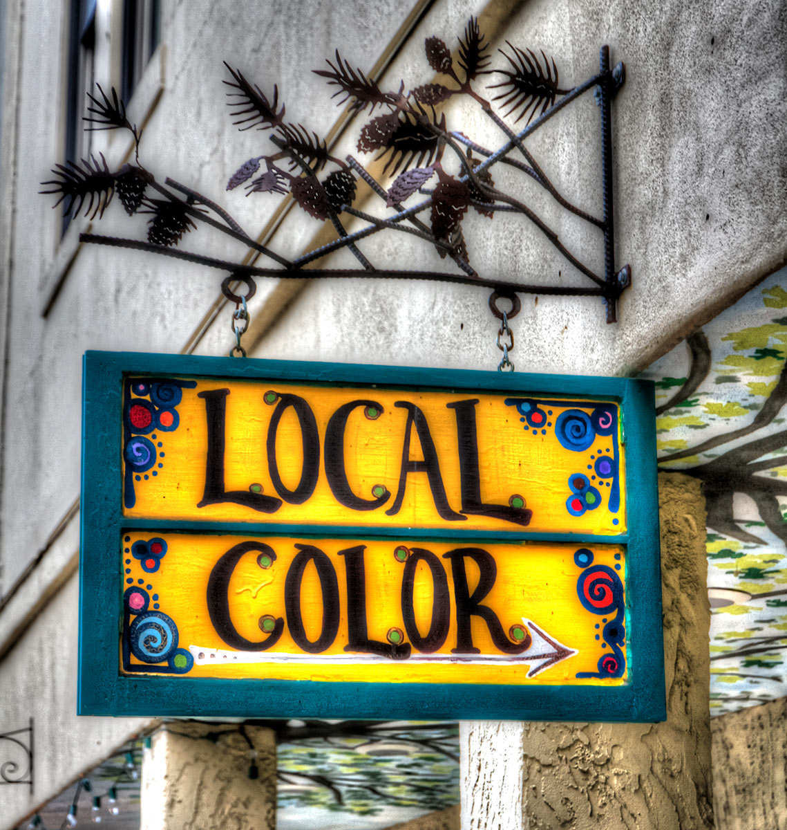 Local-Color-sign-db