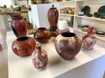 LocalHandmade-burnished-pots
