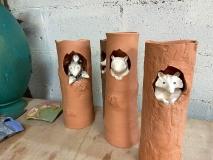 MaggieBlack-animal-pots