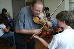 Junior Appalachian Musicians (JAM) Program