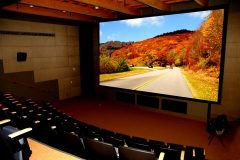 Blue Ridge Parkway Visitor Center theater