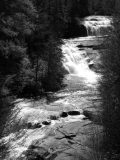 Triple Falls in Dupont State Forest