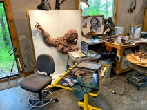 WoffordSculpture-astronaut