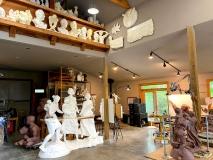 WoffordSculpture-studio-interior