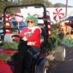 Christmas Parade in Black Mountain