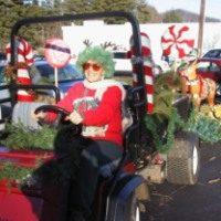 Christmas Parade in Black Mountain