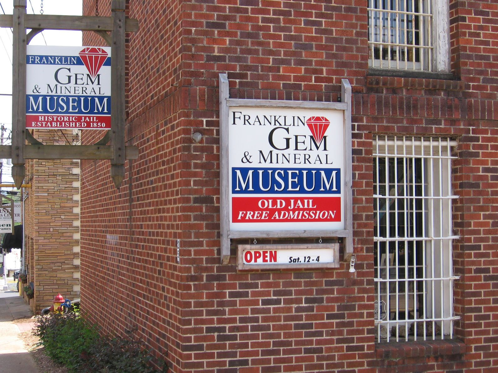 Franklin Gem & Mineral Museum