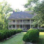 Historic Carson House, McDowell County, NC