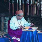 Cherokee Beadwork