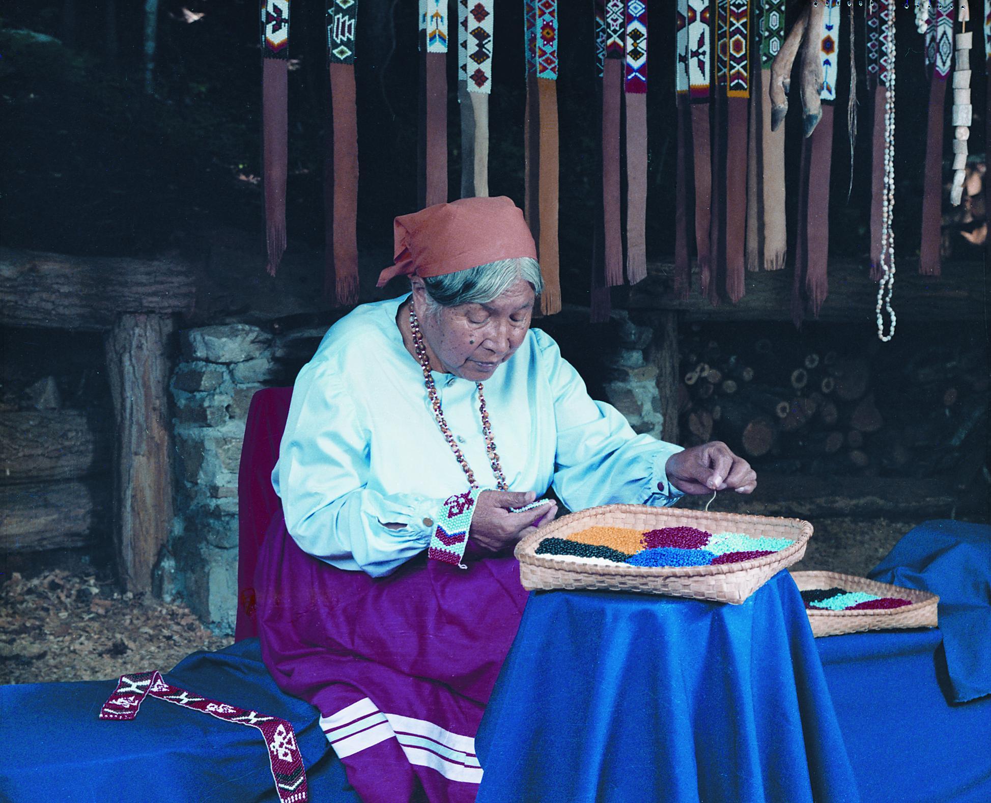 Oconaluftee Indian Village Thumbnail
