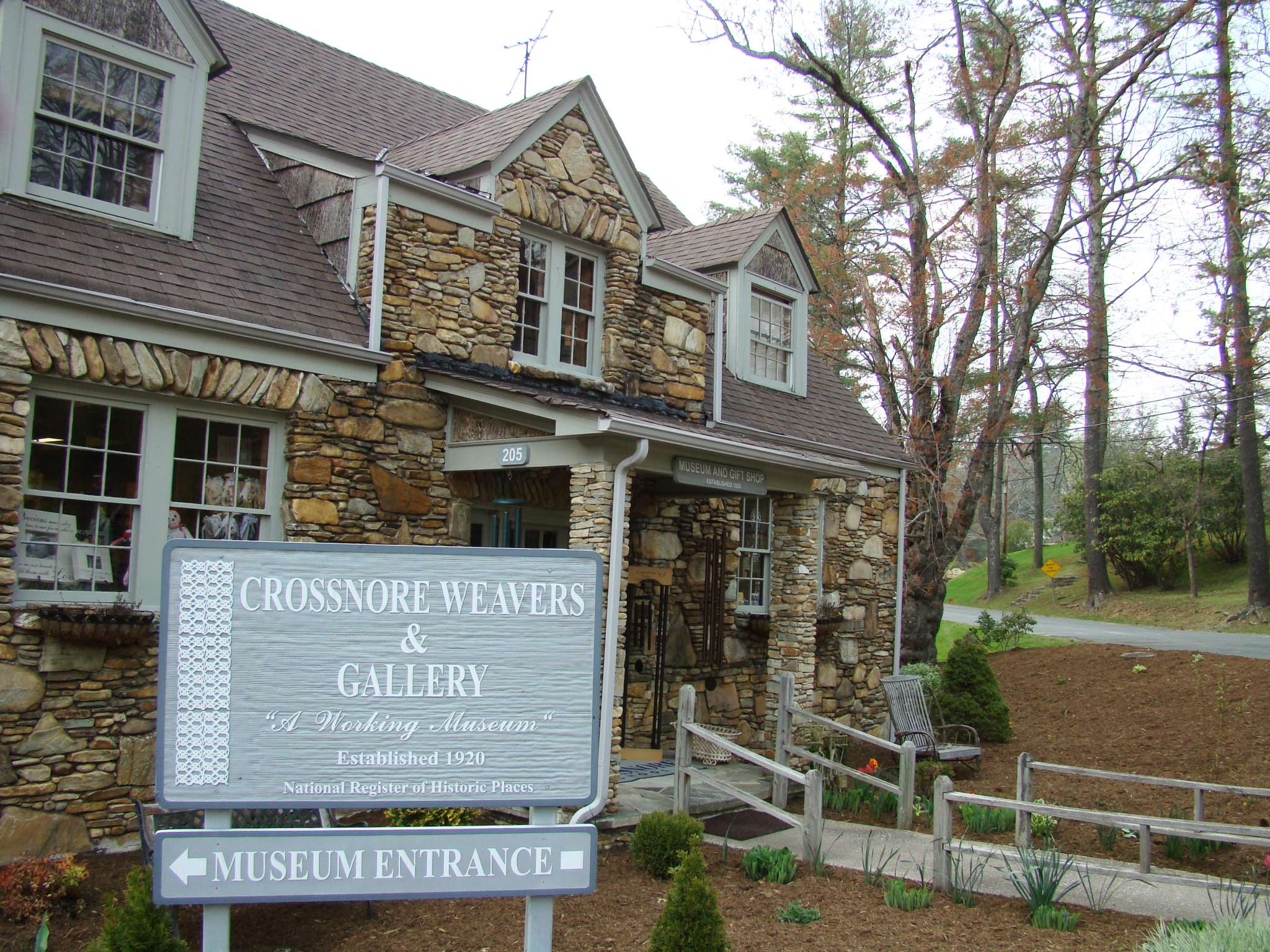 Crossnore Weavers and Gallery Thumbnail