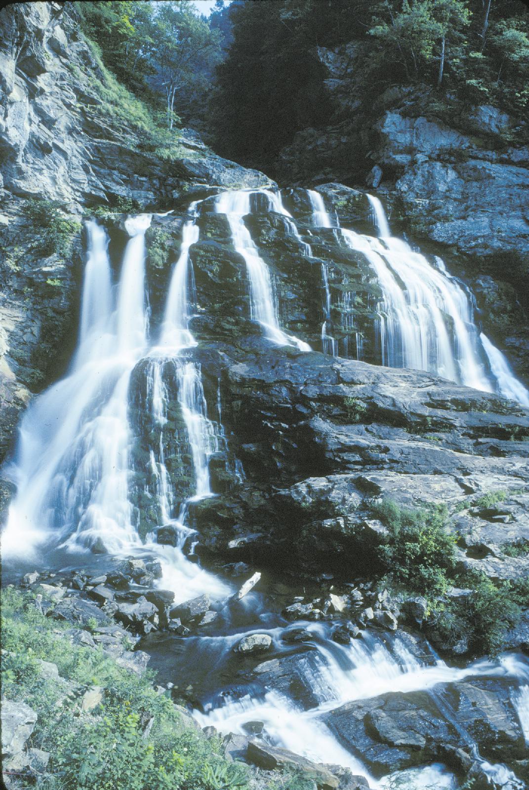 Cullasaja River Gorge Thumbnail