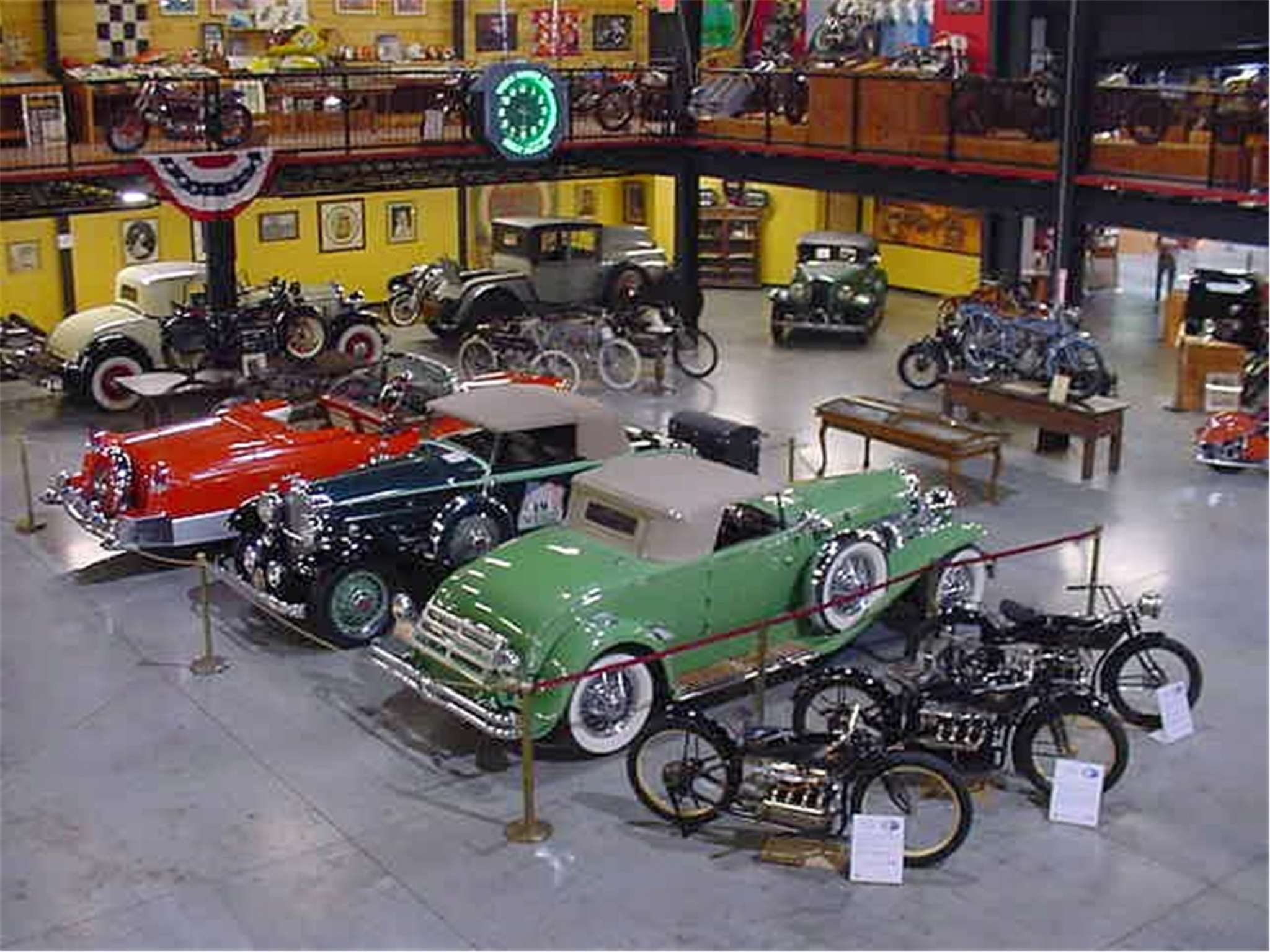 Wheels Through Time Museum Thumbnail