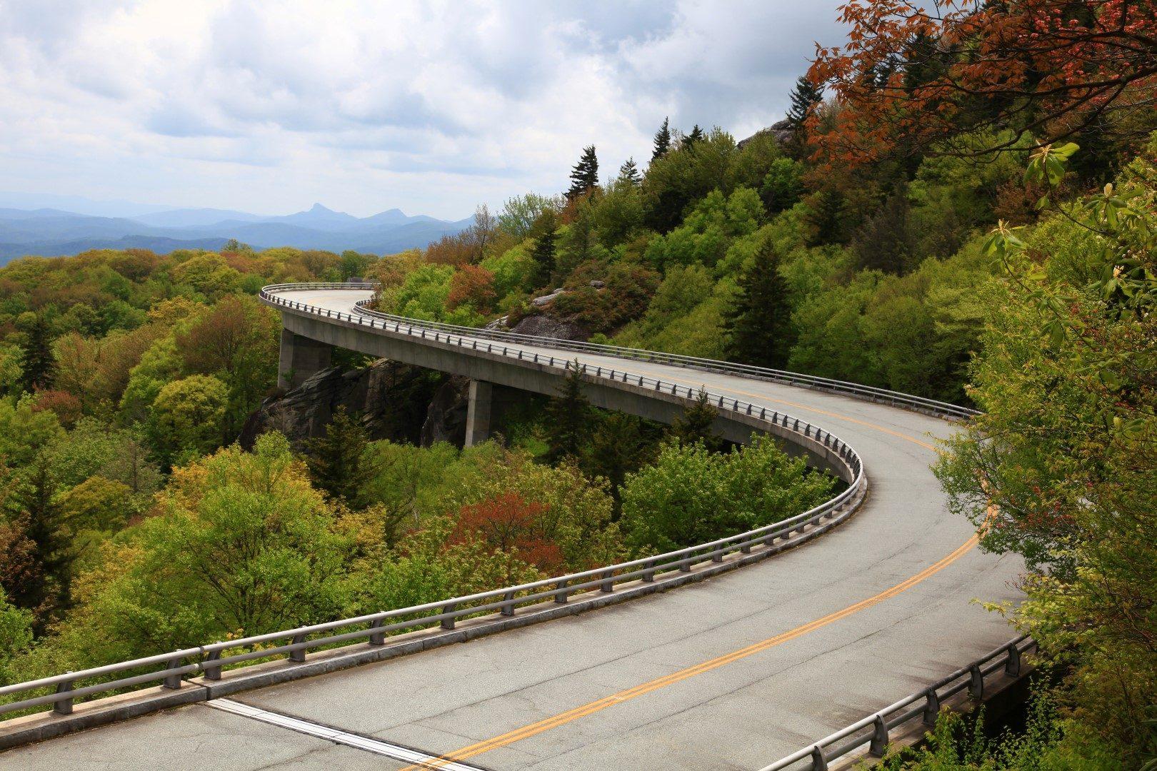 Linn Cove Viaduct Thumbnail