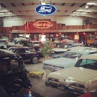 Bennett Classics Antique Auto Museum