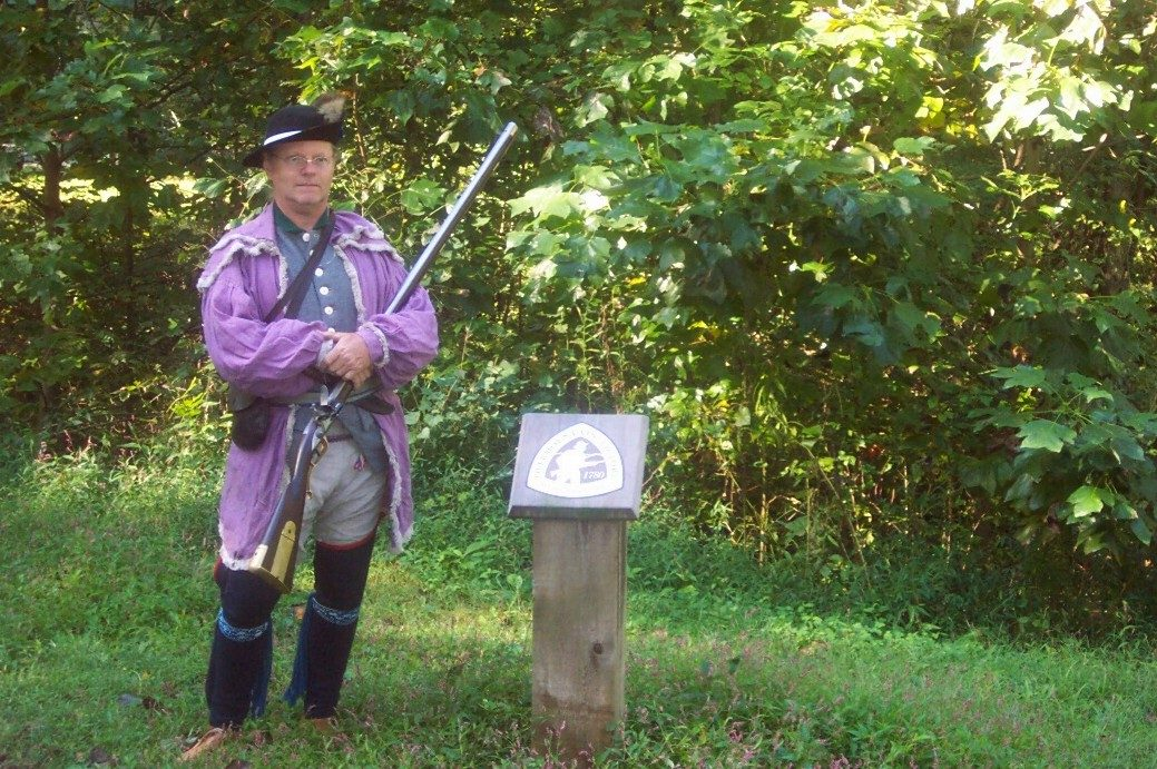 Overmountain Victory National Historic Trail Thumbnail