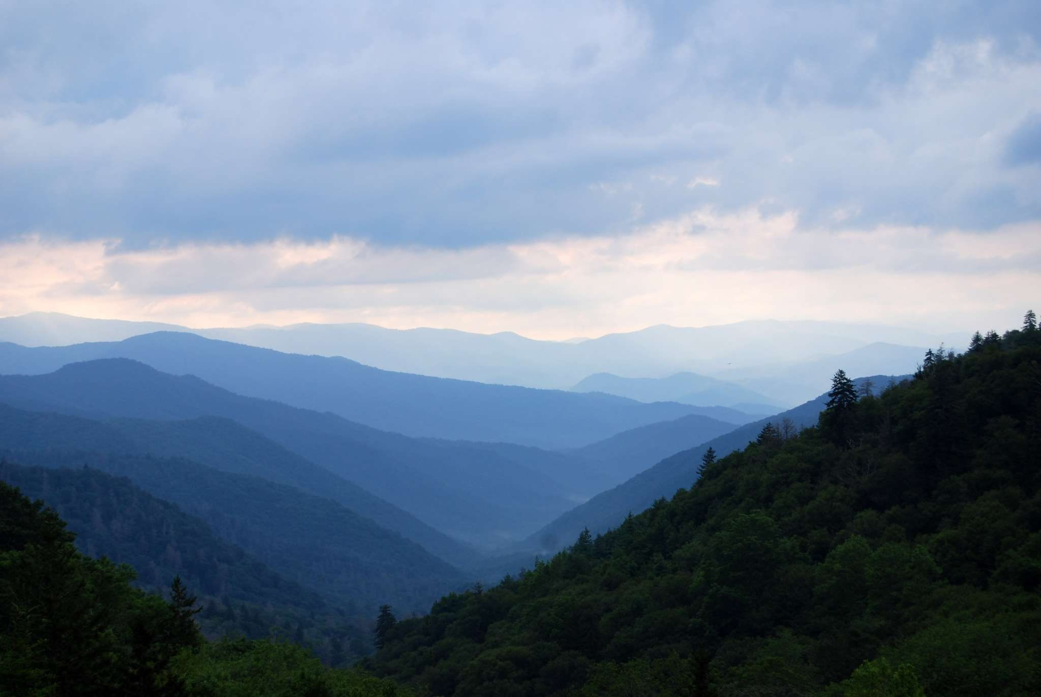 Great Smoky Mountains National Park Thumbnail