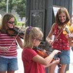Street Performers in Waynesville
