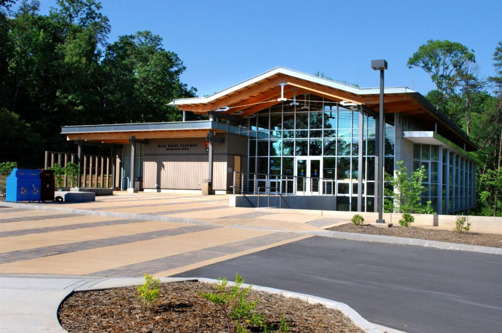 Blue Ridge Parkway Visitor Center