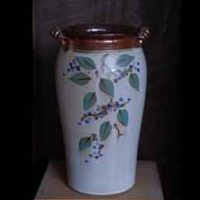 Barnes Family pottery
