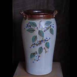 Barnes Family pottery