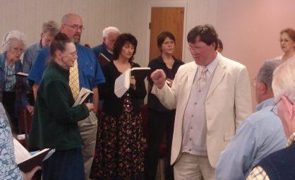 Christian Harmony Singers of Etowah