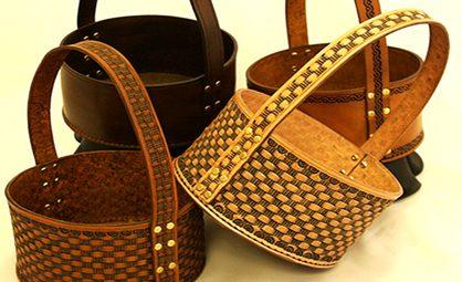 John Page baskets