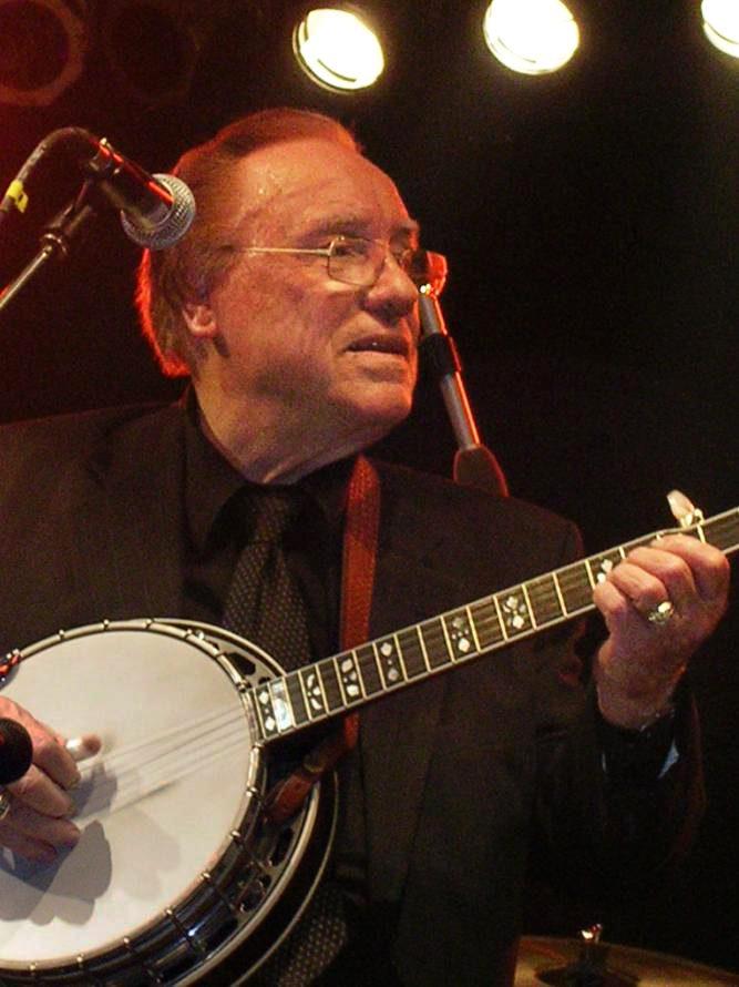 Earl Scruggs | bluegrass banjo | three-finger style | Blue