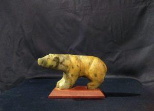 John Grant stone bear