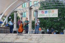 shindig on the green performance
