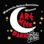 Waynesville Art After Dark logo