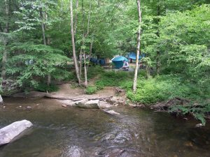 Camping - Deep Creek