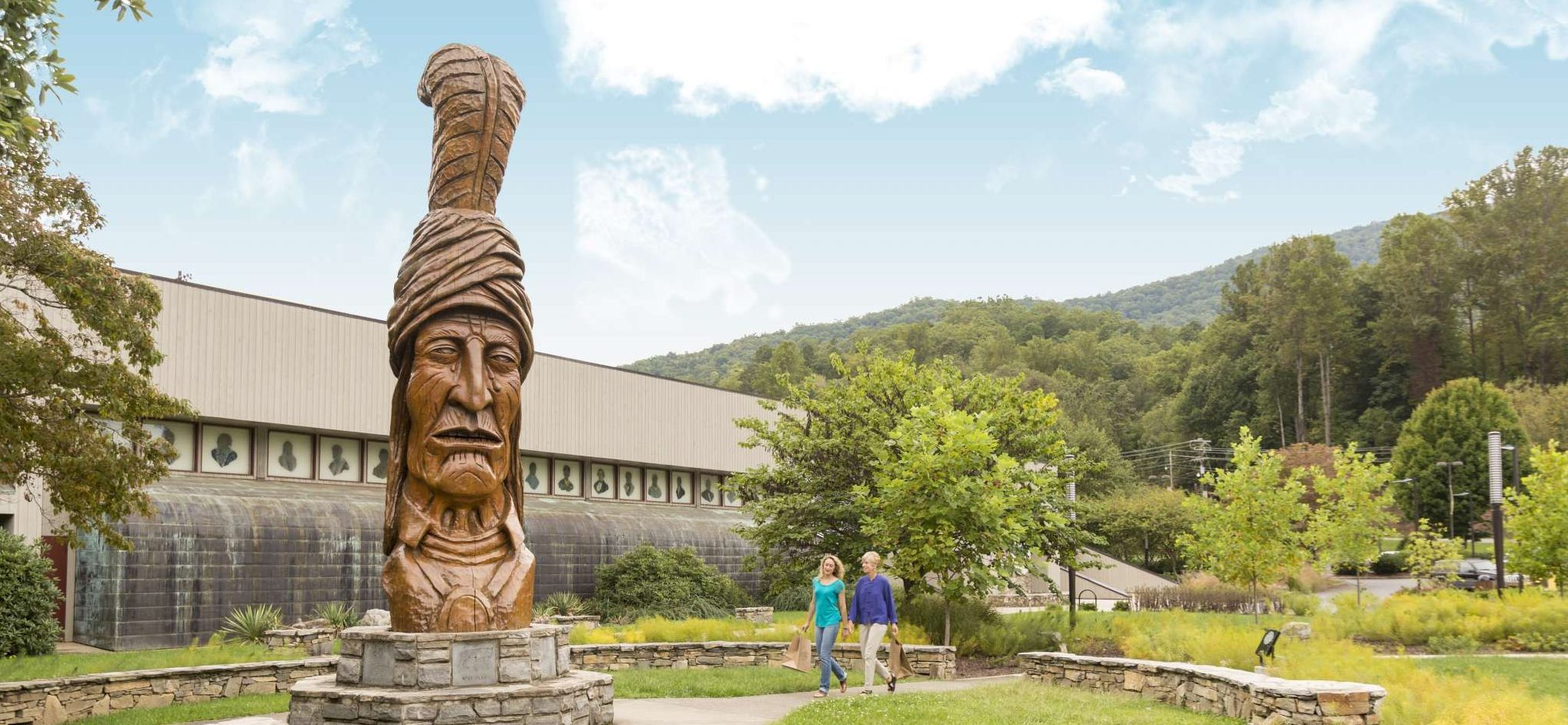 Museum of Cherokee Indian