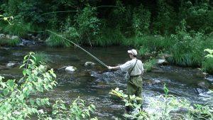 Fishing in North Carolina's Mountains - Blue Ridge National