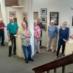 The Toe River Arts Council runs the Burnsville Gallery