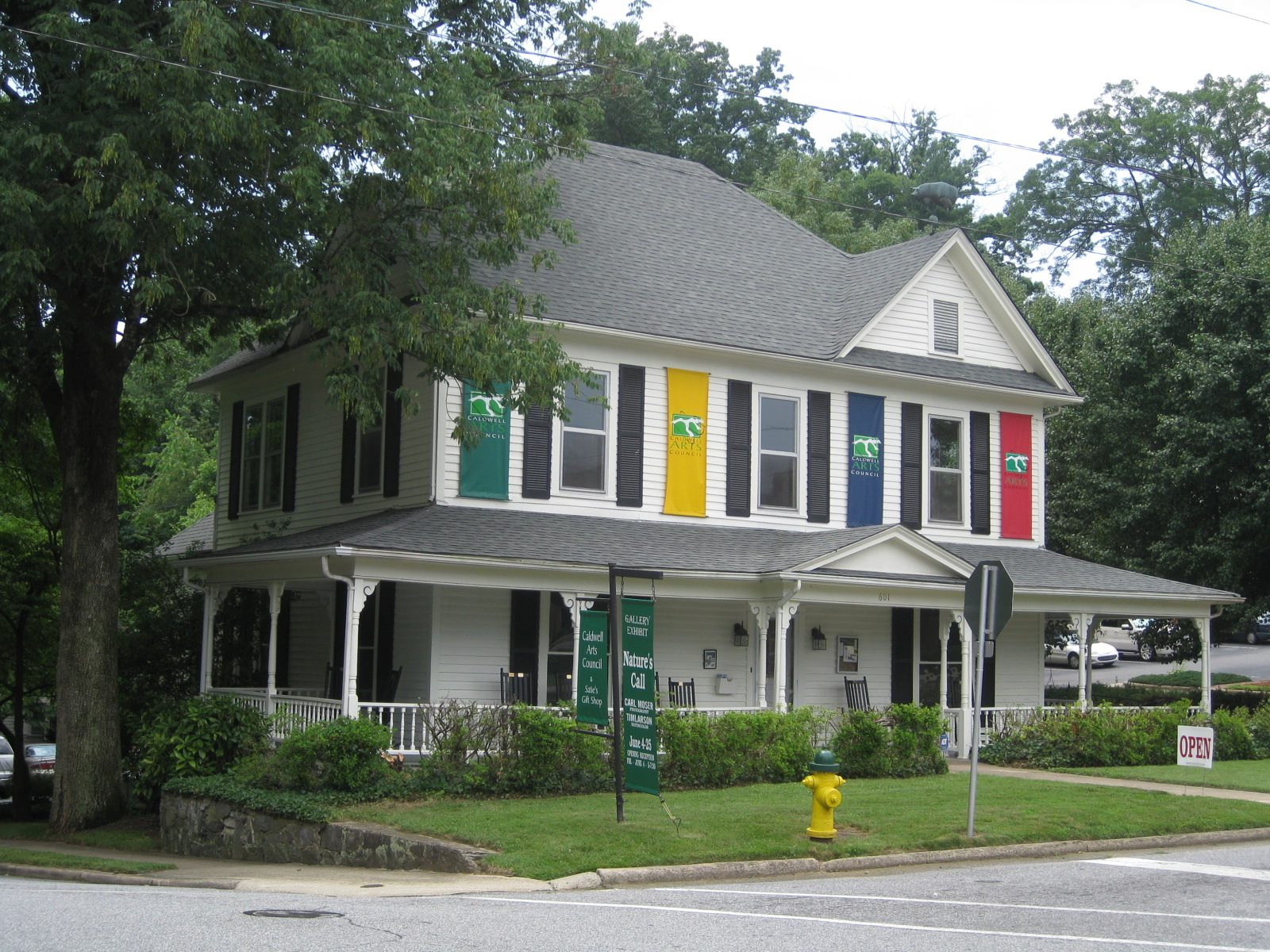Caldwell Arts Council in Lenoir