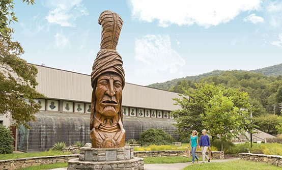 Museum of the Cherokee Indian Thumbnail