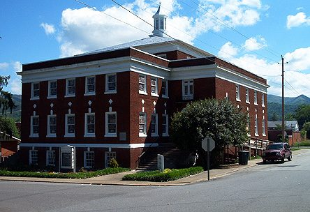Valleytown Cultural Center, Andrews, NC