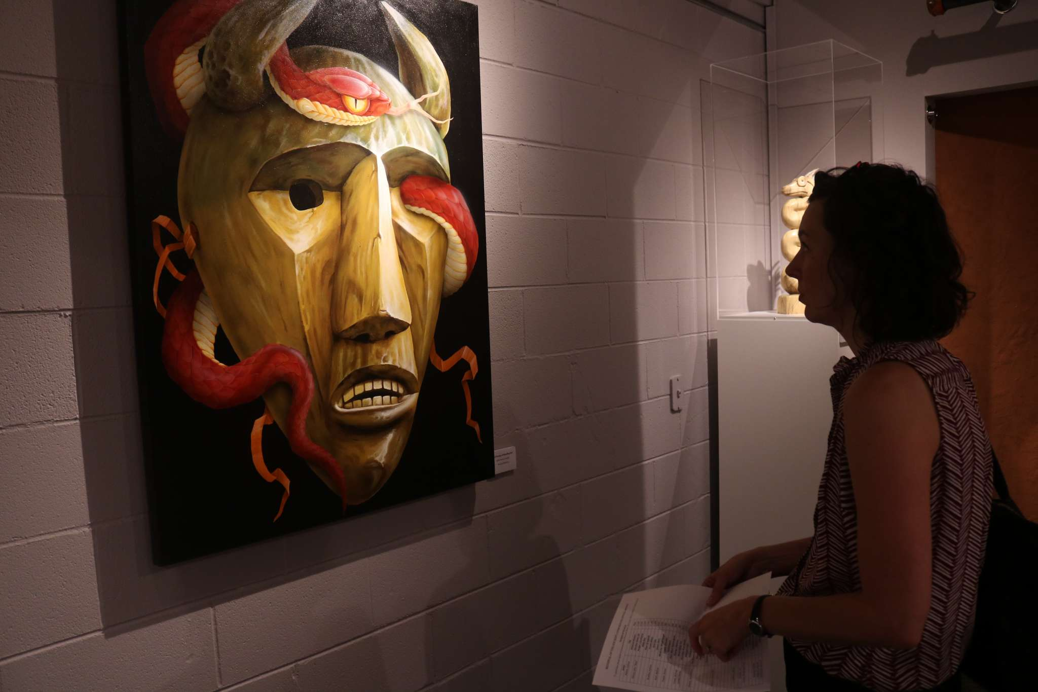 Cherokee Millennial Artists on exhibit at Museum of the Cherokee Indian