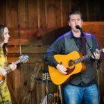 Darin and Brooke Aldridge performing